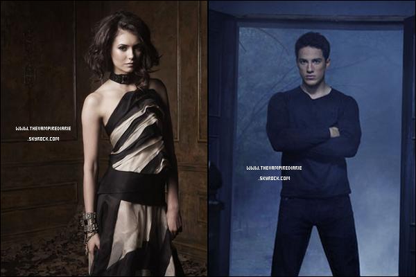. » Nouvelles photos promotionnelles  NEWS | Nouveau poster promotionnel avec Elena/Katherine. Qu'en penses-tu ? .