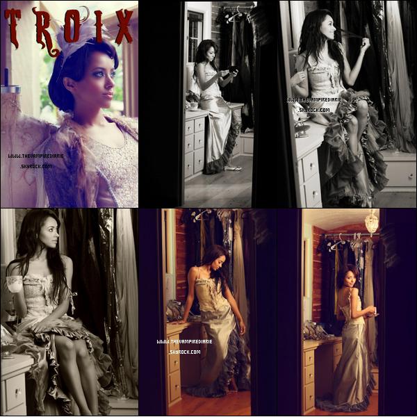 . » Sublime Katerina pour Troix Magazine NEWS | Katerina fait la couverture du magazine Troix de ce mois-ci et voici également quelques scans du magazine. Elle est magnifique ! .