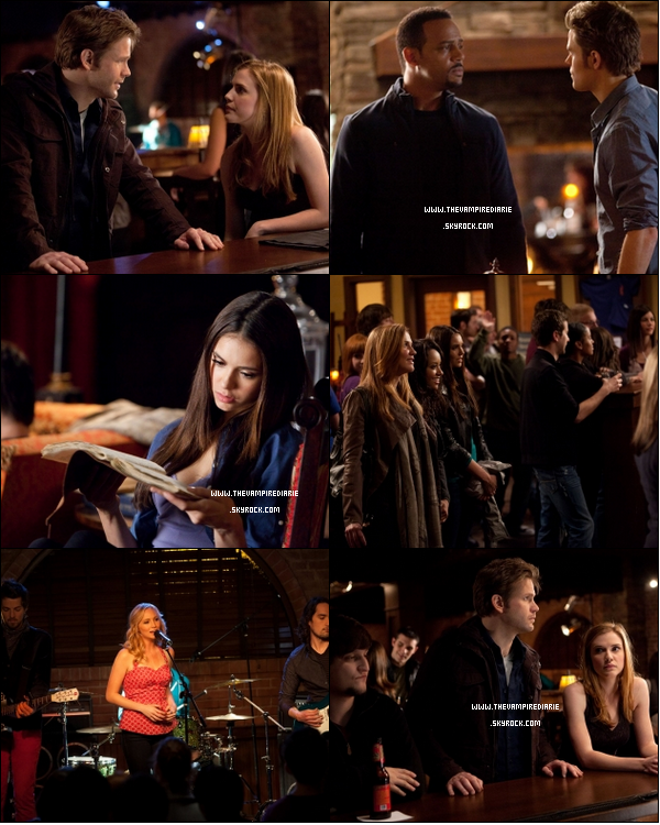 . » Nouvelles photos promos  NEWS | Nouveaux stills des épisodes 2x15 «The Dinner Party» & 2x16 «The House Guest»..