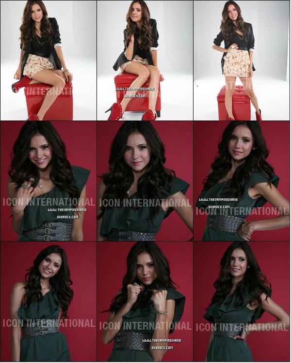 . » Magnifique Nina pour Girls Life Magazine  NEWS | De nouveaux outtakes de Nina pour le magazine Girls Life viennent de faire leur apparition.Elle est tout simplement magnifique ! Mais dommage que les photos soient taguées..