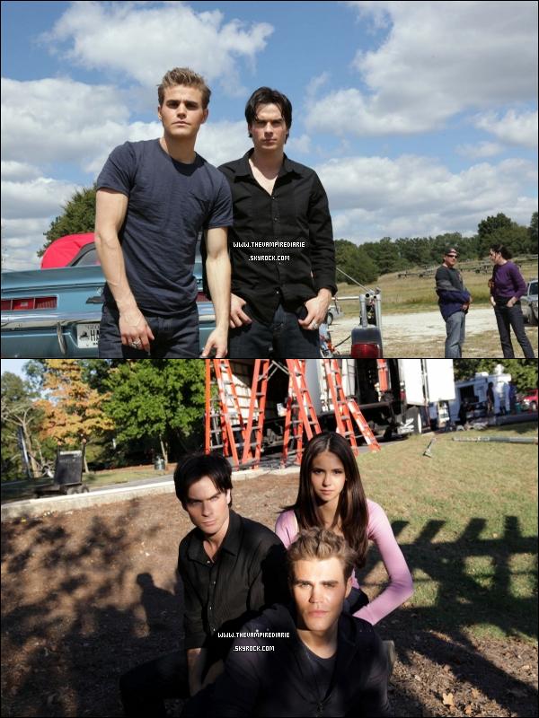 . NEWS | Pleins de photos promotionnelles des épisodes de la saison 2 ont fait leur apparition. Il y en a énormément que je ne vous poste que celles que je trouve les plus intéressantes..