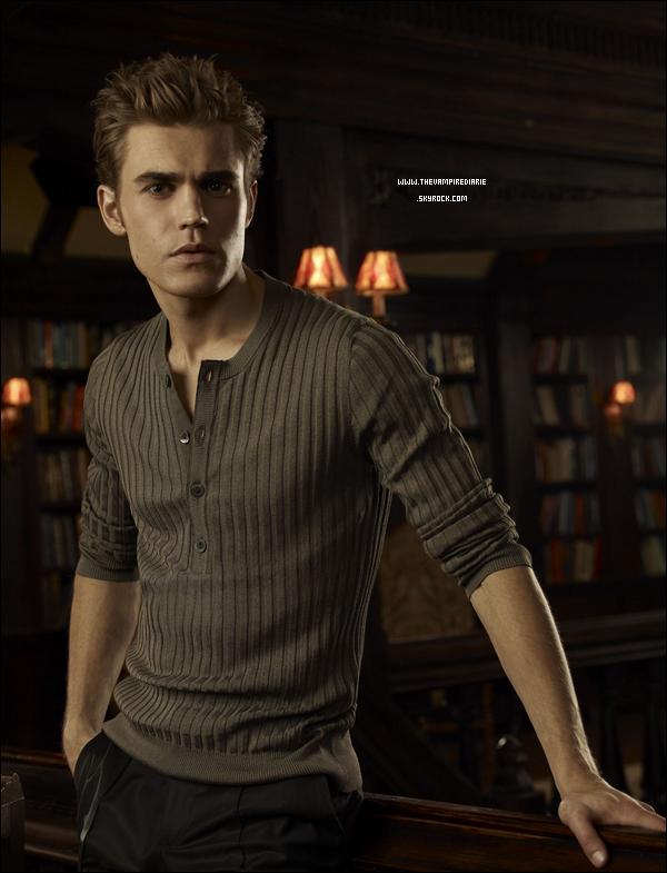. NEWS | Nouvelles photos promotionnelles de la saison 2 avec Damon ainsi que Stefan..