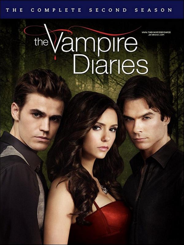 . NEWS | Voici la jaquette du coffret DVD de la saison 2..