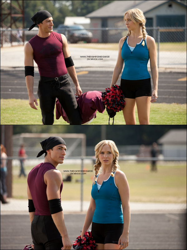 ". NEWS | Photos promotionnelles de l'épisode 3x06 ""Smells Like Teen Spirit"".."