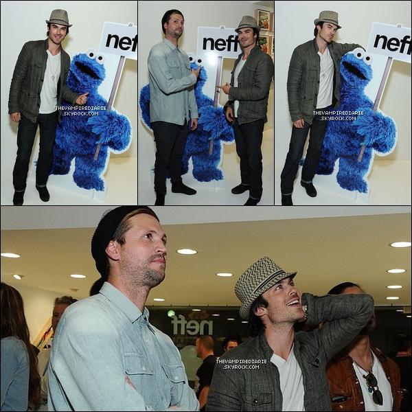 RATTRAPAGE DES NEWS | Nina & Ian étaient de sortie, retour sur les différents candids & events !