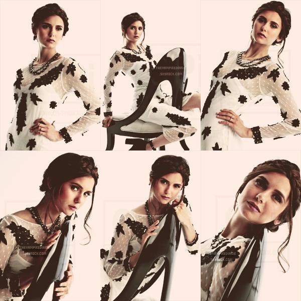 PHOTOSHOOT | De nouveaux outtakes d'un shoot de Nina datant de 2011 viennent de faire leur apparition.