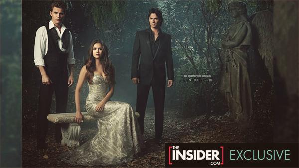 NEWS | Vous les attendiez impatiemment, les voici enfin : eh oui, les premières photos promotionnelles de la saison 4 viennent de faire leur apparition, avec notre trio plus magnifique que jamais !  Qu'en pensez-vous ?
