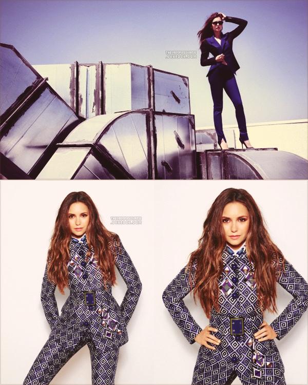 PHOTOSHOOT | De nouveaux clichés de Nina pour Fashion Magazine viennent de faire leur apparition.