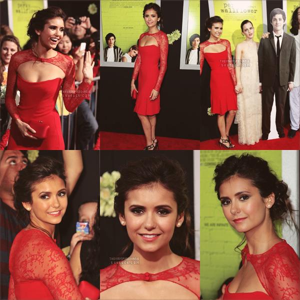 EVENTS/CANDIDS | Encore de nombreuses sorties de Nina, notamment pour faire la promo de son film.