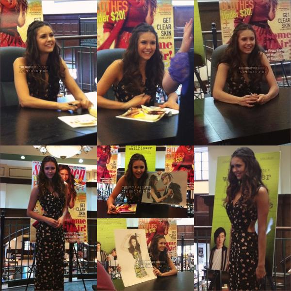 PHOTOSHOOTS/EVENTS | A nouveau, voici diverses nouveautés sur l'actualité de Nina ces derniers jours.
