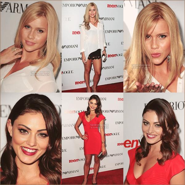 EVENTS/CANDIDS | Rattrapage des récentes sorties concernant Nina, Ian, Kat, Claire & Phoebe. Vos avis?