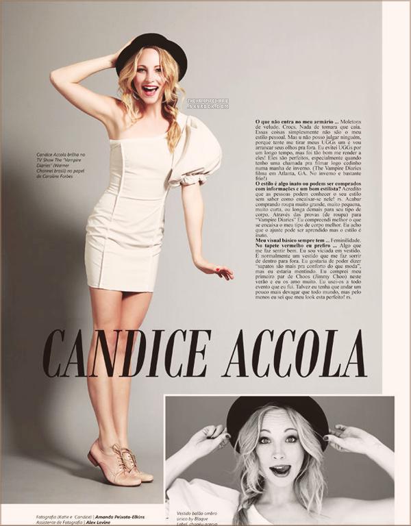 EVENTS/PHOTOSHOOTS | Rattrapage des dernières news concernant Nina, Paul, Ian & Candice. Vos avis?