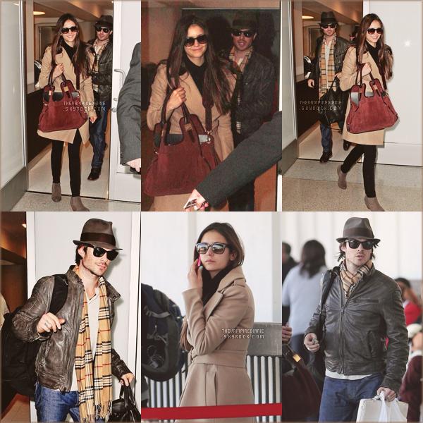 CANDIDS/EVENTS | Nina & Ian ont eu la chance de se rendre en Chine et ont pu rencontrer le public chinois.