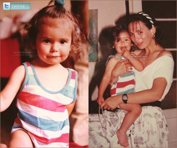 TWITTER PICS | Photos postées par Nina sur son Twitter, datant de son séjour (avec Ian) en Thaïlande.