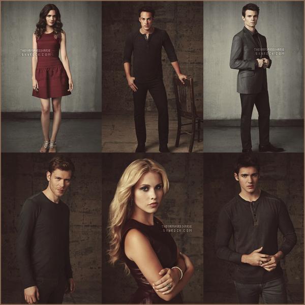 NEWS | De nouvelles photos promotionnelles de la saison 4 viennent tout juste de faire leur apparition.