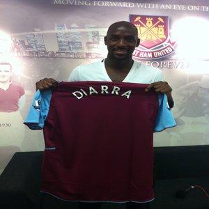 Transfert : Alou Diarra quitte Marseille