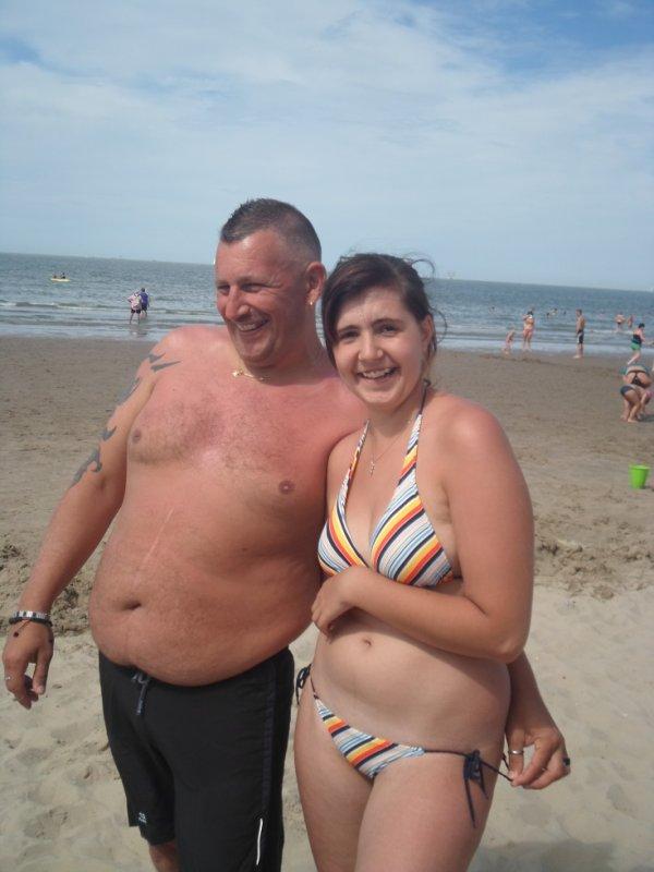 mon homme et sa fille madi