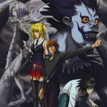 death note ma série manga préférer