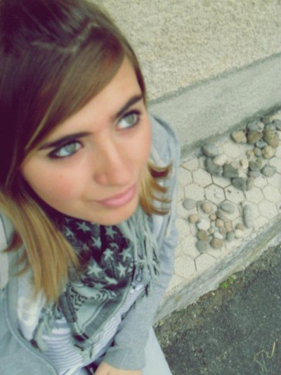 Amandine on skyblog :P