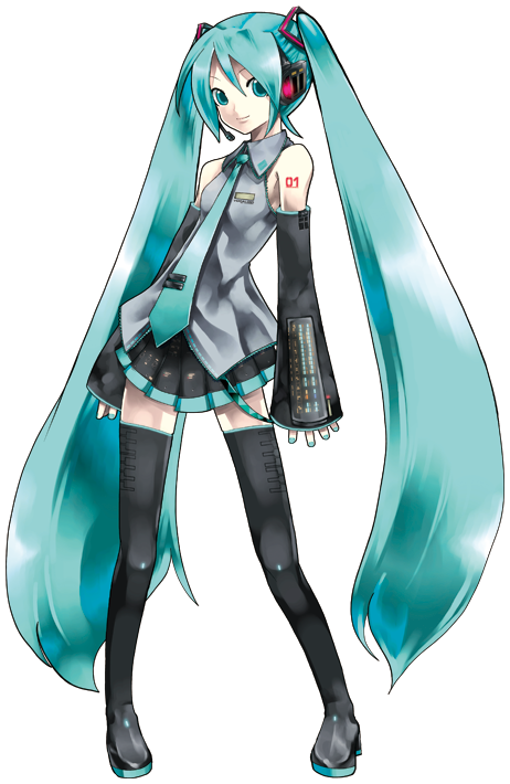 Hatsune Miku, ou le son du futur.