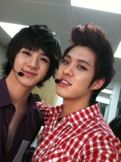 Top et Daesung datant