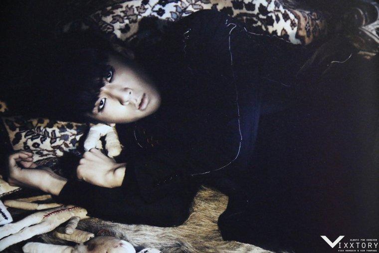 Vampire-fiction : Hyde
