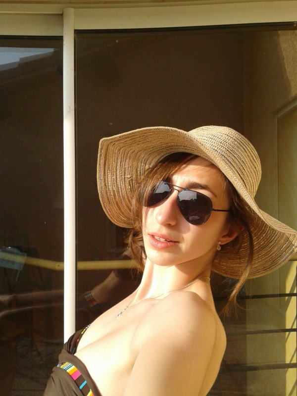 The sun come back ! :D