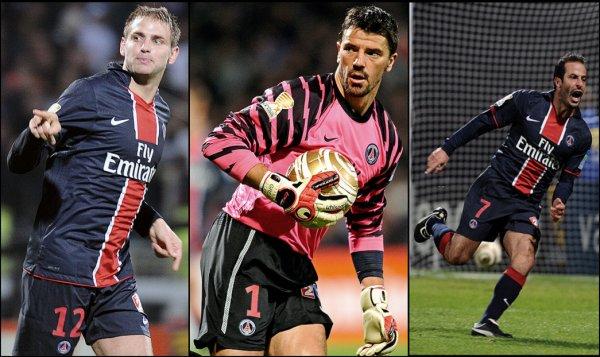 8ème de Finale de La Coupe de la Ligue : OL 1-2 PSG