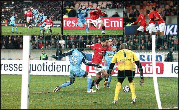 16ème Journée du Championnat : PSG 3-1 Brest