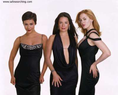 This is the End Alias Charmed Forever