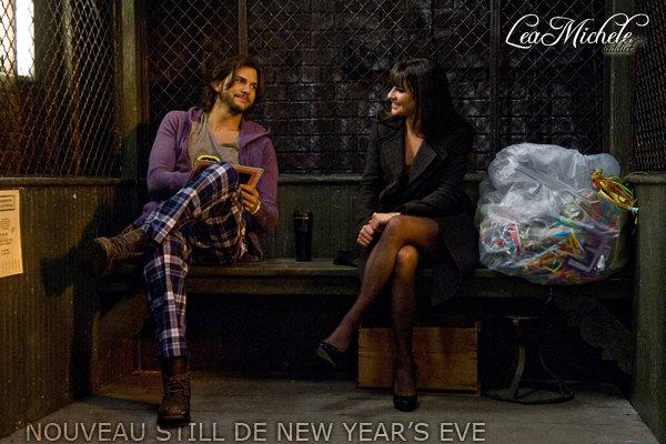 NEW YEAR'S EVE:Un nouveau still du film,et la BO du film.