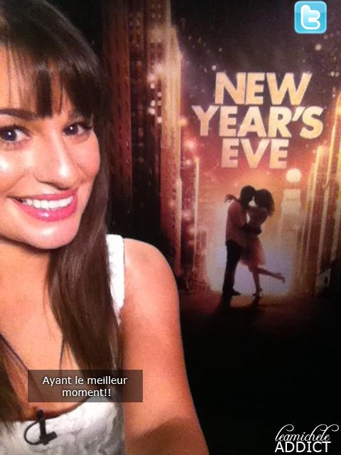 NEW YEAR'S EVE:Deux vidéos promos du film !