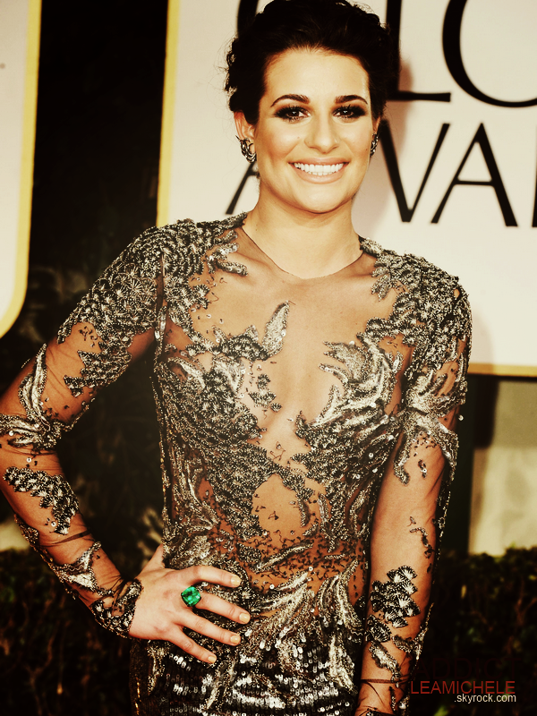 EVENEMENT:Glee repart les mains vides au Golden Globes, dimanche 15janvier.