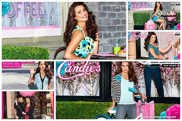 Candie's collection été,