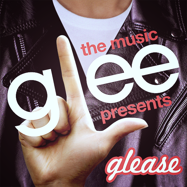 L'album Glee The Music Present: Glease,