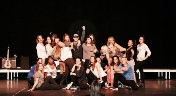 Summer Temps Danse / gala 2014 pose final