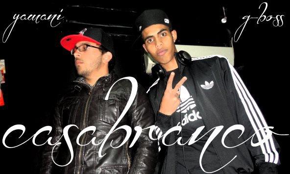 Salamo alikoum / Casabranco - Meskine (2012)