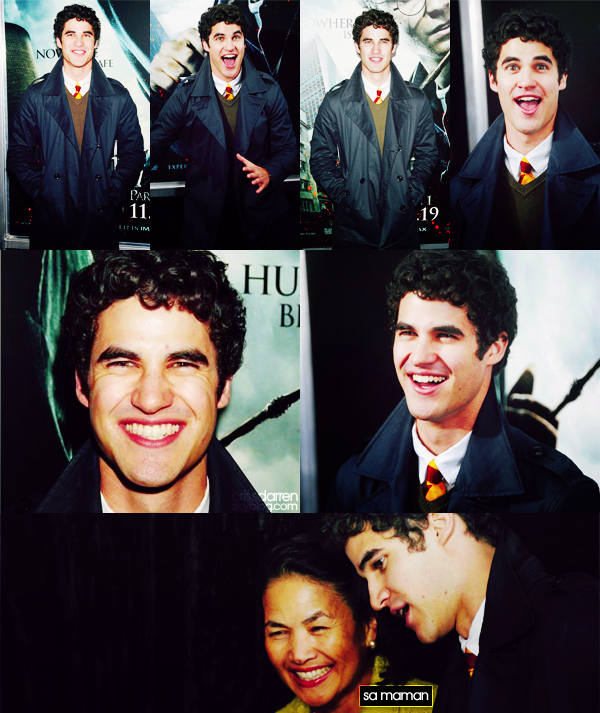 "// Darren et la saga ""Harry Potter"""