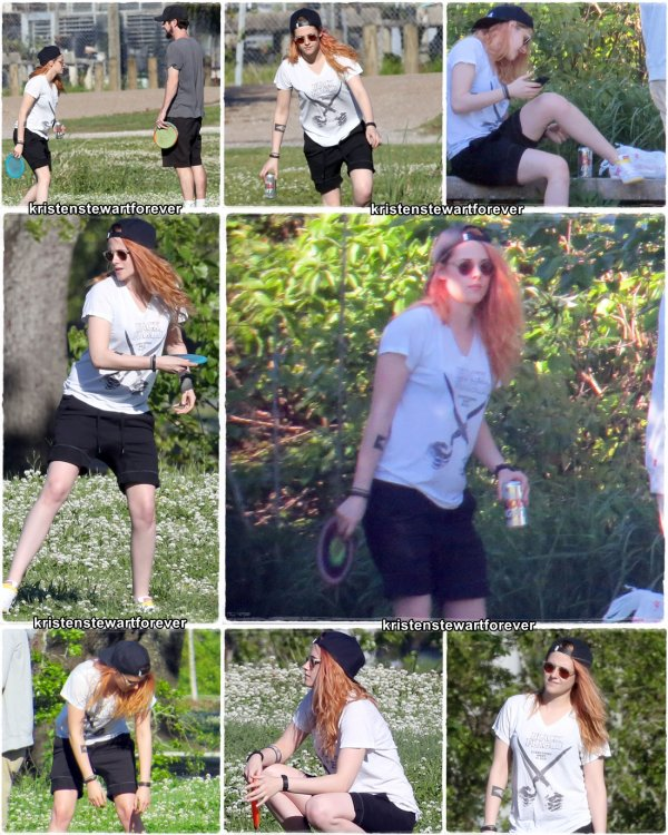 Kristen fête son anniversaire à la Nouvelle Orléans le 09/04/2014 + le 08/04/2014 + Nouvelle/ancienne photo de Kristen sur le tournage d'In the Land of Women (2005)