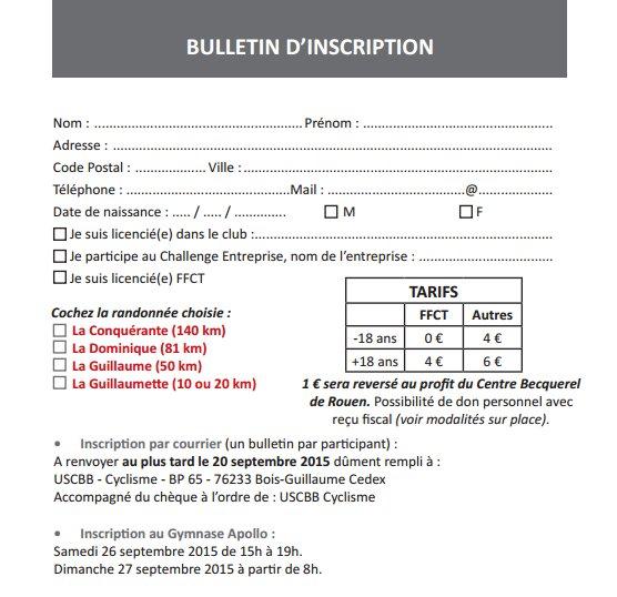 La Conquérante à Bois-Guillaume (76)  dimanche 27 Septembre 2015