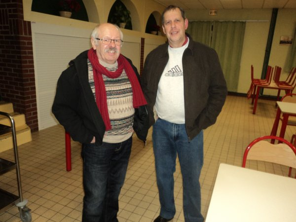 Galette des rois au S.C Feuquières en Vimeu vendredi 22 Janvier 2016