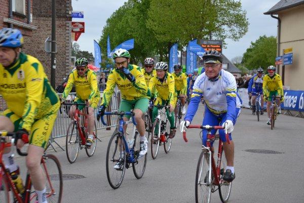 Tour de Picardie 2016 à Feuquières en Vimeu (80)
