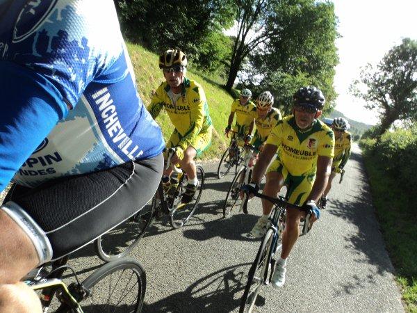 La Feuquièroise 160 km samedi 10 Juin 2017