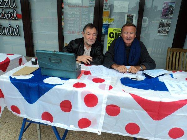 Brevet Carrefour Market à Feuquières en Vimeu (80) UFOLEP  dimanche 2 Juillet 2017