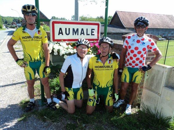 Sortie du S.C Feuquières en Vimeu (80)  mardi 18 Juillet 2017