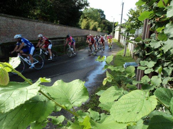 Prix cycliste de Saint Blimont (80)  samedi 9 Septembre 2017