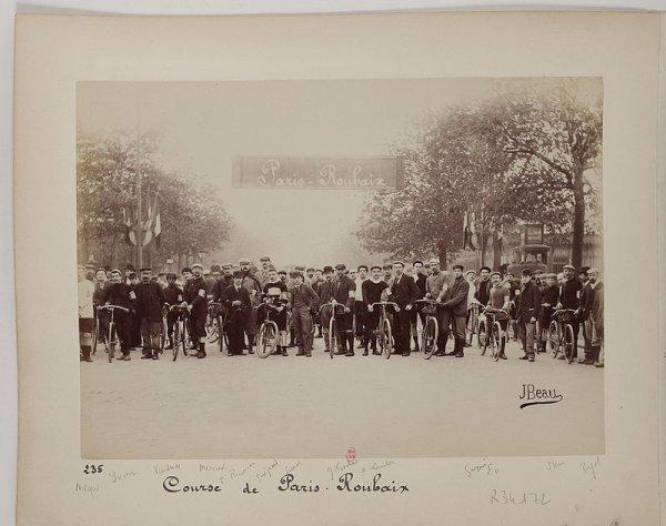 Paris - Roubaix en photos