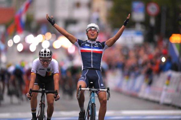 Championnat du Monde sur Route Espoirs à Bergen (Norvège)  vendredi 22/09/2017