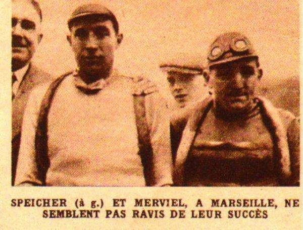 1er Paris - Nice 1933