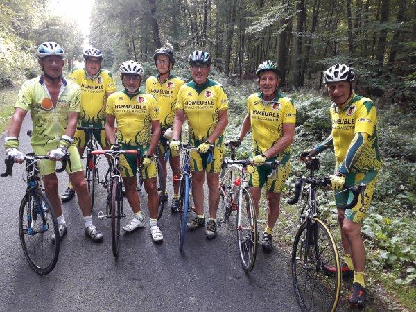 Section Cycliste de Feuquières en Vimeu (UFOLEP)  2018